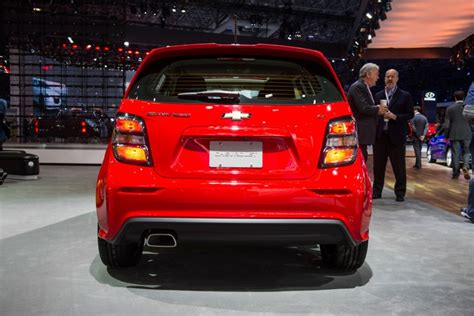 2017 Sonic Turbo by 2017 Chevrolet Sonic Review Gm Authority