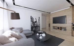 Minimalist, Interior, Design, For, Living, Room