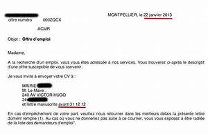 Offre D Emploi Perpignan Pole Emploi : contribution chouette une offre d 39 emploi p rim e ~ Dailycaller-alerts.com Idées de Décoration