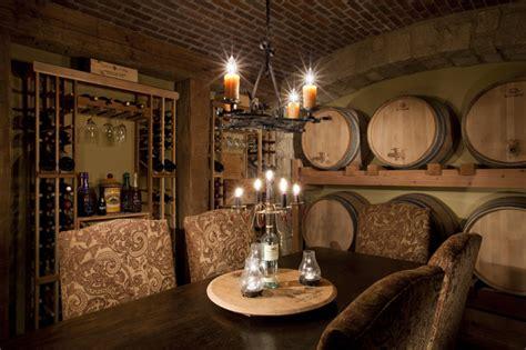 urban courtyard house wine room traditional wine