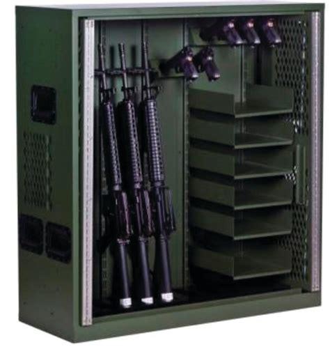 tiffin metal products sentinel lockers weapons racks  firearm accessories
