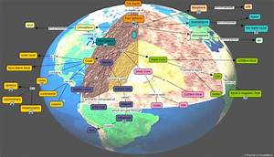 The Earth U0026 39 S Four Systems  Geosphere