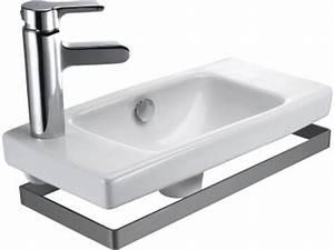 Lave Main Rectangulaire : les w c le guide du chauffage individuel ~ Premium-room.com Idées de Décoration