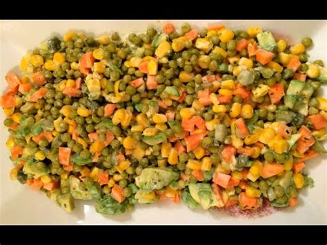 salade d été originale salade compos 233 facile et simple