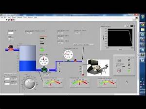 Dise U00d1o Labview Para El Monitoreo De Flujo Y Presion