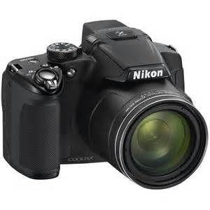 Digital High Defination 3D: Nikon Digital Camera Coolpix P510