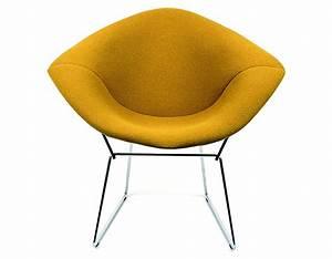 Bertoia Diamond Chair : bertoia small diamond chair with full cover ~ A.2002-acura-tl-radio.info Haus und Dekorationen