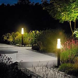 Luminaire De Jardin Exterieur : unique potelet ext rieur pour le jardin ~ Edinachiropracticcenter.com Idées de Décoration