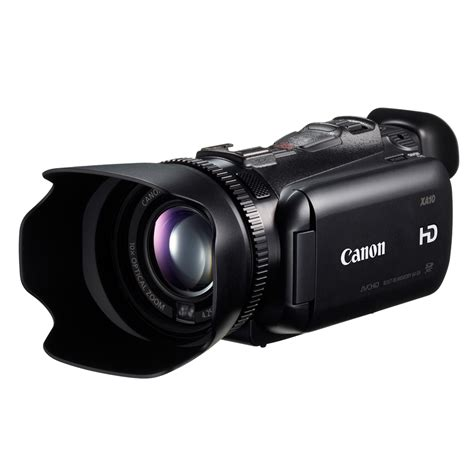 Canon Xa10 An Error Has Occurred Henry S Best Store In Canada