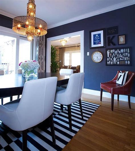 blue dining room ideas dining out in your navy blue dining room