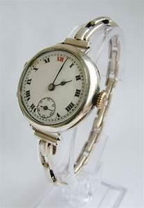 Ladies Antique Silver Rolex Wrist Watch 1918 | 277176 ...