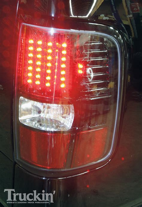 ford f150 brake light bulb 301 moved permanently