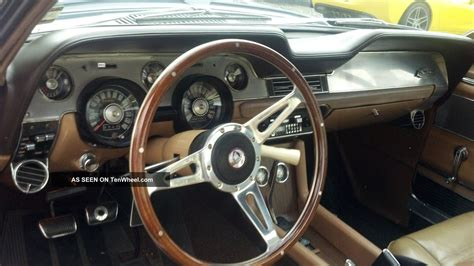 1967 Ford Mustang Fastback Shelby Gt350 Clone 289 4 Speed