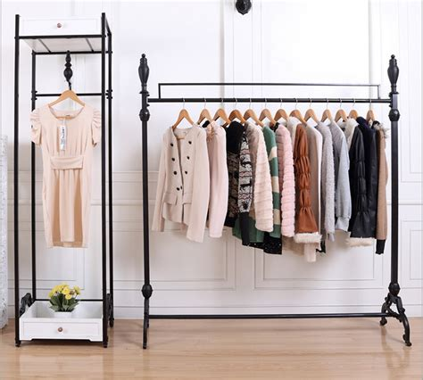 21 clothing racks meet with modern living style