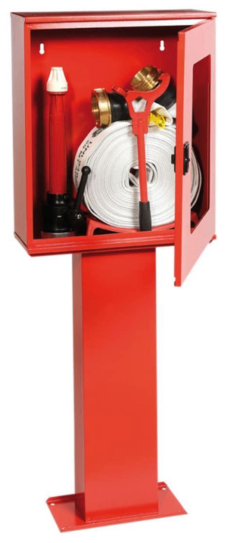 cassetta idrante uni 45 manichette antincendio