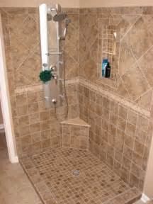 tile bathroom shower floor home design ideas - Bathroom Shower Floor Tile Ideas