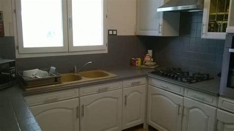 renover la cuisine meubles carrelage et mur renover