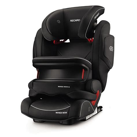 siege auto de 0 タ 4 ans siège auto monza is seatfix performance black groupe 1 2 3 de recaro sur