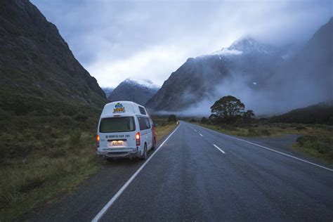 milford sound cruise  zealands fiordland np  lost passport