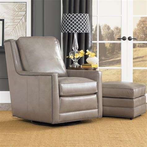 accent chair and ottoman set smith brothers accent chairs and ottomans sb transitional