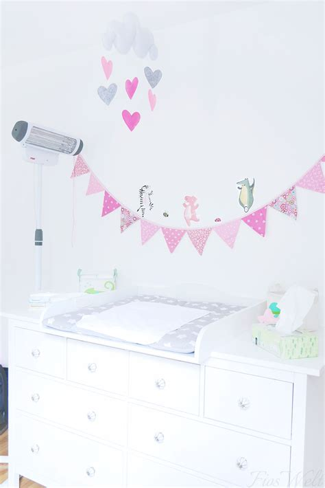 Babyzimmer Klein Gestalten by Ich Richte Unser Babyzimmer Ein Fioswelt