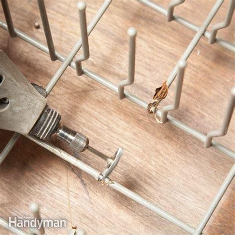 Dishwasher Repair: Fix a Dishwasher Rack   The Family Handyman