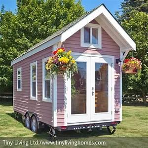 Tiny House Auf Rädern : m rchenhaftes tiny house pinkfarbener wohntraum auf 15 quadratmetern einrichtungstipps ~ Sanjose-hotels-ca.com Haus und Dekorationen