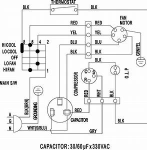 Wiring Diagram Diagram  U0026 Parts List For Model Aw0529xaa Samsung