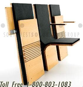 compact folding wall mounted chairs for seating in