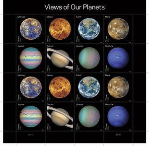 NASA's breathtaking planet images get stamps of approval