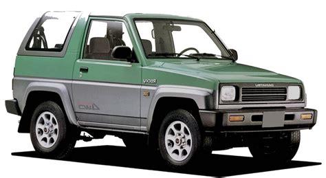 Daihatsu Rocky Parts by Spare Parts Daihatsu Rocky Jidimotor Co