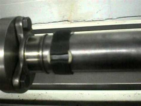 bmw  remanufactured driveshaft youtube
