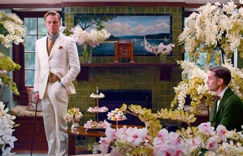 Egg Porch by The Sets From Baz Luhrmann S Quot Great Gatsby Quot Including Nick