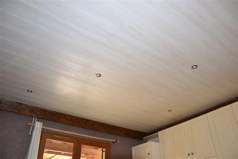plafond en lambris pvc pour cuisine gconcept 39 r