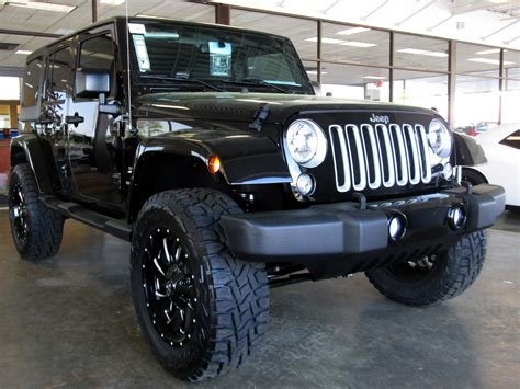 Jeep Wrangler Unlimited Mpg by Featured Jeep And Truck Customizations Carolina Custom