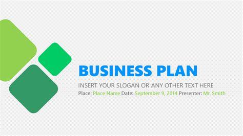 business plan powerpoint template prezentr