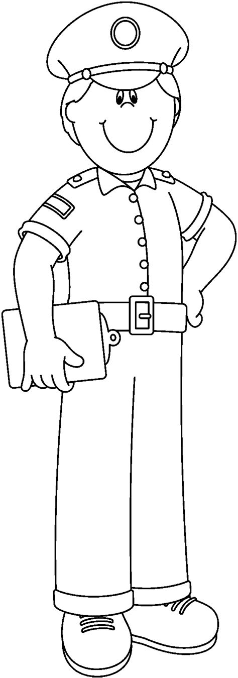 11418 community helpers clipart black and white 43 best images about community helpers on