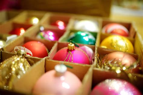 properly store holiday decorations residential