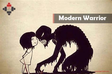 Modern Warrior - I am 1 in 4