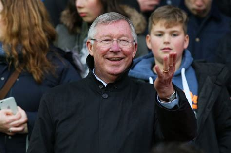 'leading' Shares Alex Ferguson's Stories, Lessons And