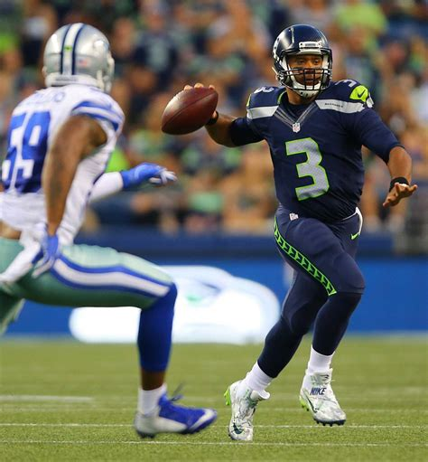 seahawks sidelines podcast offense shows progress  win