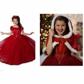 costume deguisement mere noel rouge robe avec cape fille 3 With robe fille 3 ans noel
