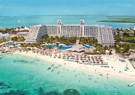 Www Riu Com Cancun Hotel Riu Caribe Wellness Spa Hotel Cancun Beach