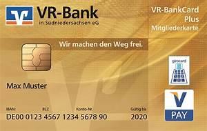 Iban Nr Berechnen : privatkunden vr bank in s dniedersachsen eg ~ Themetempest.com Abrechnung