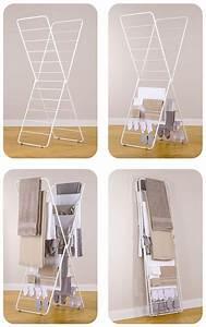 Bettwäsche Trocknen Wäscheständer : ein w schest nder als moderner einrichtungsgegenstand ~ Michelbontemps.com Haus und Dekorationen