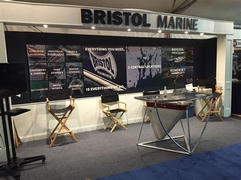 Bristol Boat Show 2017 by Bristol Marine Boat Show Graphics Risingt