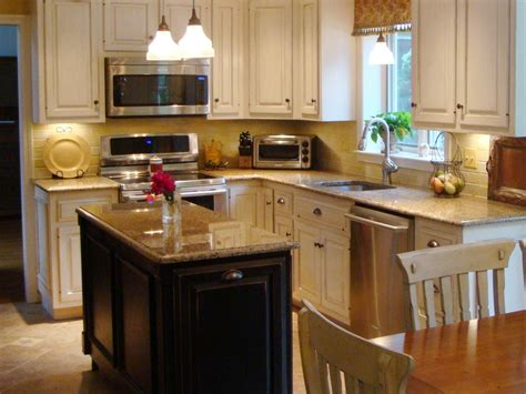 small kitchen islands options tips ideas hgtv