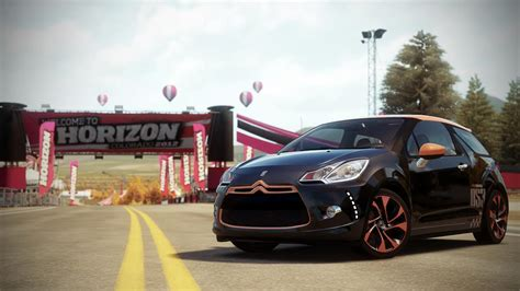 forza horizon la citroen ds racing confirmee en image
