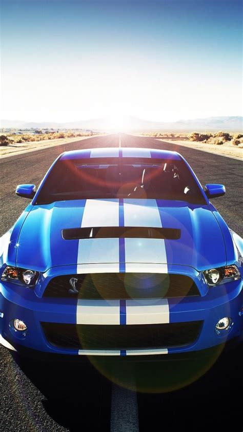 Blue Mustang Wallpaper Iphone by Shelby Iphone 5s Wallpaper More About Luxury