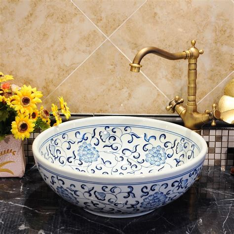 popular porcelain wash basin antique buy cheap porcelain wash basin antique lots  china